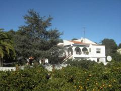 Villa with 2400 m2 property
