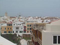 Duplex - Attic and overlooking the centre of Ciutadella