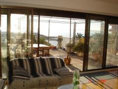 Penthouse. First line. Wonderful sea views.