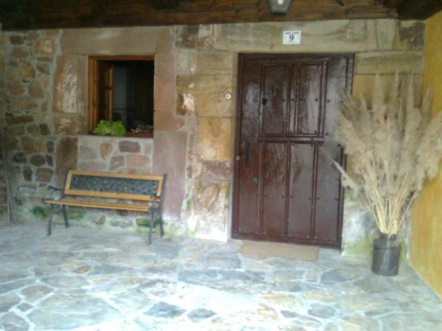 Typical Cantabria's house