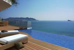 Property in Spain. New project with sea views from the builder in Benidorm,Costa Blanca,Spain