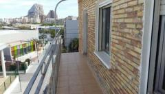 Property in Spain. Resale apartment in the center of Calpe,Costa Blanca,Spain