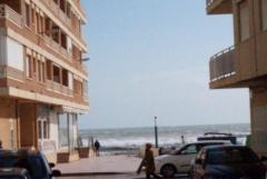 Property in Spain.Resaleapartment with  see views in  La Mata Torrevieja,Costa Blanca South,Spain
