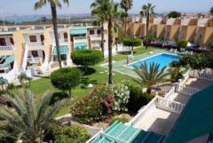 Property in Spain. Resale bungalow  with see views in La Mata ,Costa Blanca,Spain