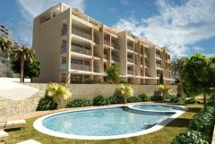 Property in Spain. New apartment from builder in Villajoyosa,Costa Blanca,Spain
