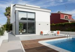 Property in Spain.New villa from builder in San Javier,Costa Calida,Spain