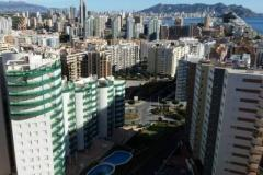 Property in Spain. New apartments with see views from builder in Benidorm,Costa Blanca,Spain