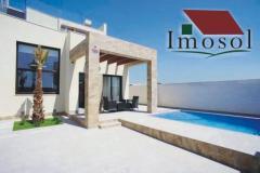 3 Bed, 2 Bath Villa in Entre Aguas, Lo Marabu,