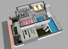New houses in San Juan de los Terreros
