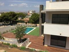 NO-0648 - NEW BUILD House in Alicante, near the Albufereta Beach, Spain