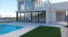 NO-0508 – NEW BUILD Independent Villas with Pool located in Benidorm, Spain