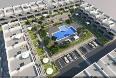 NO-0627 – NEW BUILD Townhouses in Monforte del Cid, Spain