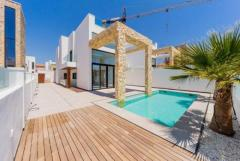 NO-0398 - New Promotion of 7 Spacious Luxury Villas, La Mata, Spain