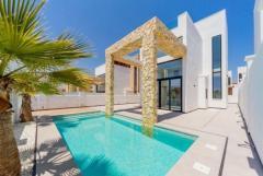 NO-0398 - New Promotion of 7 Spacious Luxury Villas, La Mata, Spain