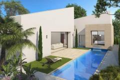 NO-0626 – Set of 9 Customized & Personalized Villas located in Benijófar, Spain
