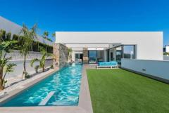 NO-0454 – NEW BUILD, Stylish, Key ready, Villa in Benijófar, Spain