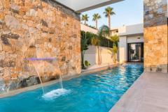 NO-0454 – NEW BUILD, Stylish, Key ready, Villa in Benijófar, Spain