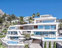 Magnificent New Luxury Villa in Altea