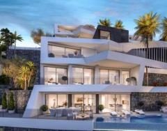 Magnificent New Luxury Villa in Altea