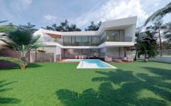 MODERN VILLA FOR SALE IN ALTEA-LA GALERA-COSTA BLANCA-ALICANTE