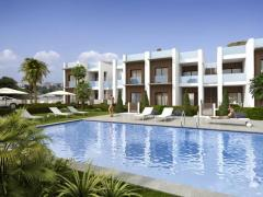 Beautiful ground and 1st floor apartments from 145000 €