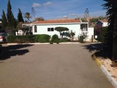 Park Home situated on residential site in Los Lobos.