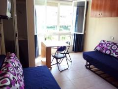 Rent studio in La Pineda -Salou, Spain, 50 m beach