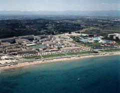 Rent studio in La Pineda -Salou, Spain, 50 m beach