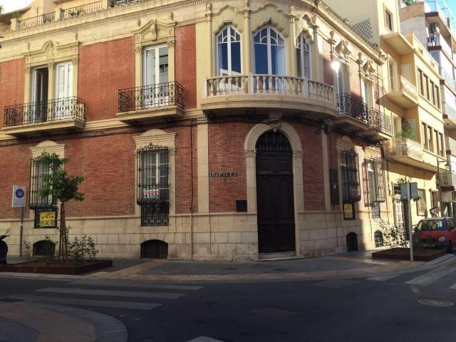 Rent a local in the Almeria center