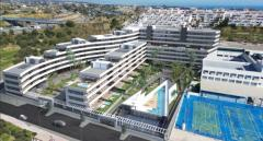 New development in Estepona completion December 2020