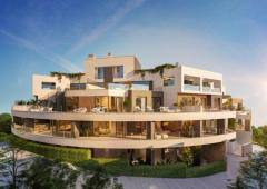 New development in Los Altos de Los Monteros - Marbella.