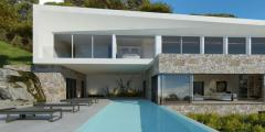 NEW VILLA PROJECT IN SOL DE MALLORCA 2 MIN. WALK TO CALA XADA 2.8M €