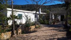 Traditional Rural House Close To Beautiful Spanish Village