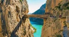 Alora Caminito Del Rey Fully restored Old Town