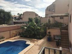 Three floor plus solarium villa in Los Altos