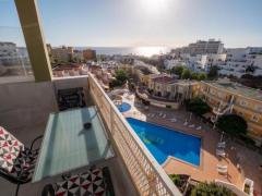Panoramic Views Apartment in Lower Torviscas, Adeje  - Tenerife