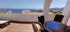 Penthouse with 35 sqm private terrace and pool area!