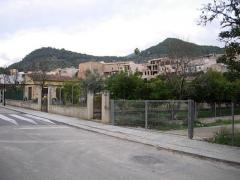 Plot for sale in Puigpunyent, Majorca.