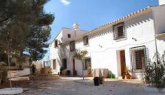Cortijo Stone 6 Bedroom Restored Cortijo Murcia for sale