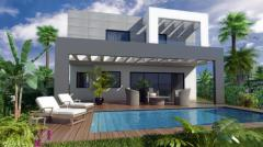 Exclusive golf villas