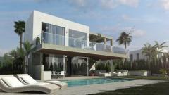 Exclusive golf villas