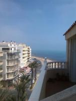 Penthouse 50 meters from the beach