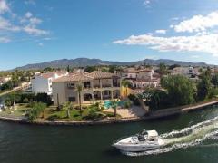 Superb villa luxe 5p, 3ch, 4bt, pool
