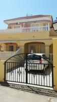 terraced house with private parking
