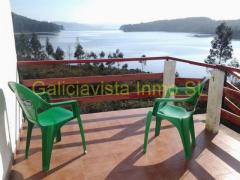 21012COR: Sea view house near Camariñas