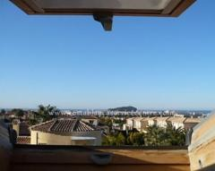 Large Chalet for rent Denia