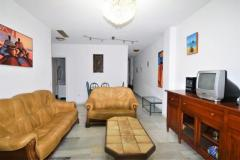 First line beach apartment Torrequebrada