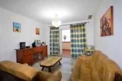 First line beach apartment Torrequebrada