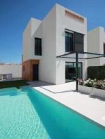 Brand new detached modern villas