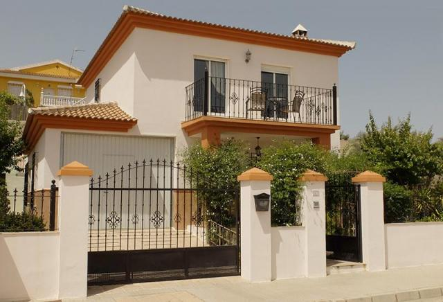 Detached 3 bed villa - Archidona area